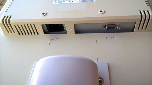 17 TFT LCD Monitor Belinea