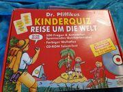 Dr Pfiffikus Kinderquiz Reise um
