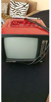 teleSTAR 4004 rot DDR Retro