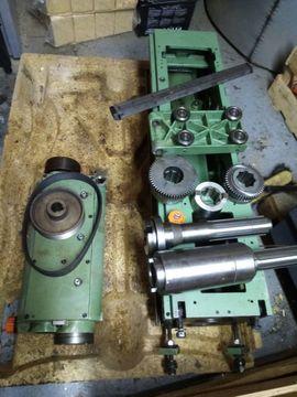 Produktionsmaschinen - Fräsmaschine Maho 600P