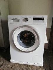 BOSCH Waschmaschine Exclusiv Serie 4