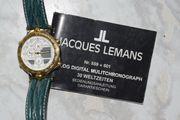 Jaques Lemans Worldtime Chronograph 5ATM