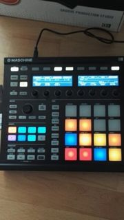 Maschine MK2 black inklusive Software