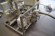 Vakuum-Pumpenstand Hersteller OERLIKON Leybold Typ