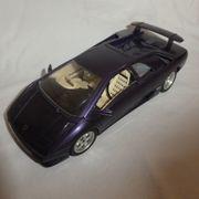 Lamborghini Diablo 1990 lila 1