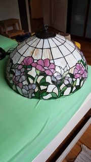 Grosse Tiffanylampe