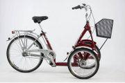 Pfau-Tec Capo Dreirad für Erwachsene