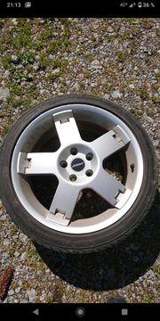 3 Stk Felgen inkl Reifen