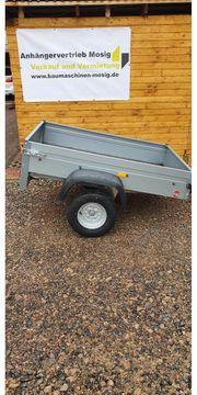 PKW Anhänger Stema AN 550