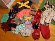 Bekleidung für Mädchen und Damen