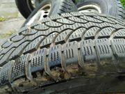 Winterreifensatz inkl Felgen für VW-Bus