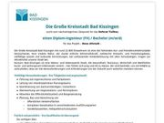 Diplom-Ingenieur FH Bachelor m w