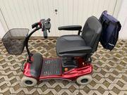 Elektromobil Seniorenmobil 6 km h