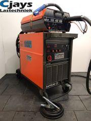 Lorch Saprom C5 Mig Schweißgerät