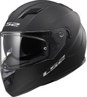 LS2 Helm in schwarz Typ