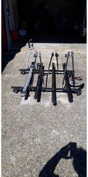 4fach Fahrrad-Dachgepäckträger