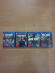 Call of Duty Sammlung 4