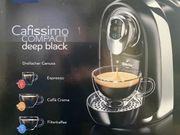 Cafissimo Deep black Tchibo NEU