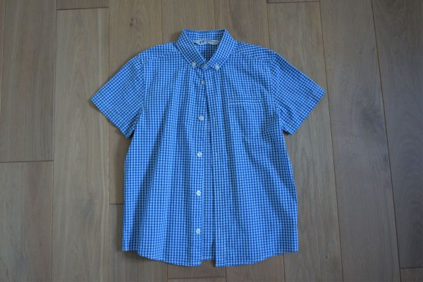 Kurzarm Jungen-Hemd - gepflegt wenig getragen