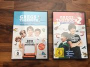 DVD Gregs Tagebuch 1 und