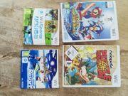 div Wii-Spiele