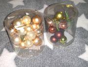 33 Glaskugeln Kugeln Weihnachten Ø