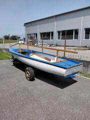 Motorboot 6PS Gondel