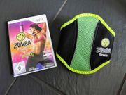 Nintendo Wii Zumba Party Spiel