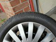 VW Reifen Bridgestone Blizzak LM001