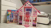 Barbie Traumhaus Villa mit Aufzug