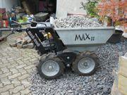 Muck Truck MAX II Zuladung