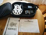 Behringer Bass V-Amp mit Tasche