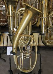 Original Kühnl Hoyer Tenorhorn in