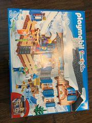 Playmobil Ski Hütte