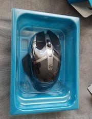 Logitech G602 kabellose Gaming Maus