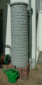 Regenwassertonne 460 l Kunststoff mit