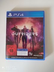Outriders Playstation 4