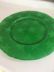 Villeroy Boch Platzteller grün