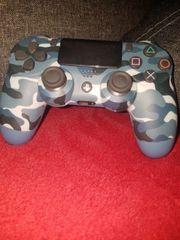 Sony Drücker Camouflage für PS