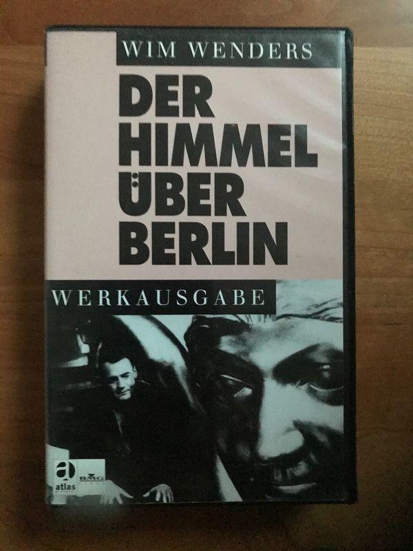 Der Himmel über Berlin VHS