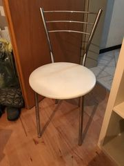 Metall Stuhl