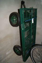 Jalano Handwagen Bollerwagen Plane Gartenwagen