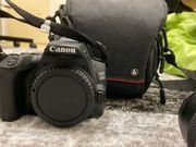 Canon EOS 250d Kit Objektiv