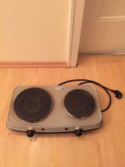 Kochplatte Eltac elektrisch Doppelplatte
