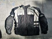 Motorrad Kombi textil Hose und