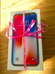 iPhone X 64GB NEU Garantie