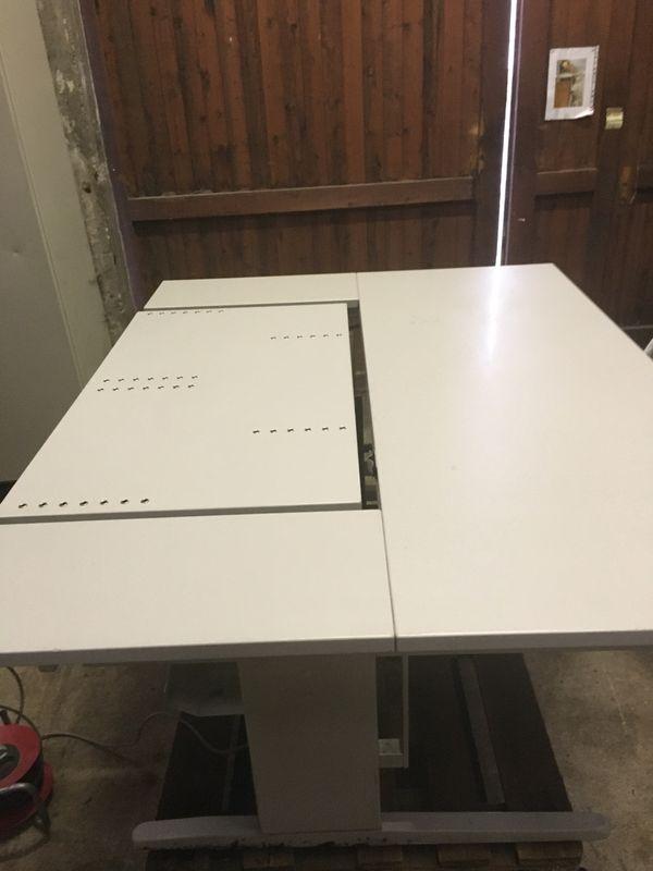 Zeichentisch Arbeitstisch Elektrisch verstellbar