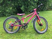 Tolles Cube Mädchen-Fahrrad 20 Zoll