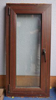Kunststoff-Fenster 56x117 Dreh- Kipp Isolierglas