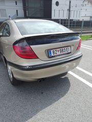 Mercedes Benz C180 Sportcoupe BJ